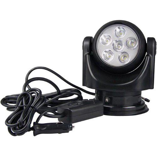 LED Suchscheinwerfer 12V 30W Gummisaugfuß