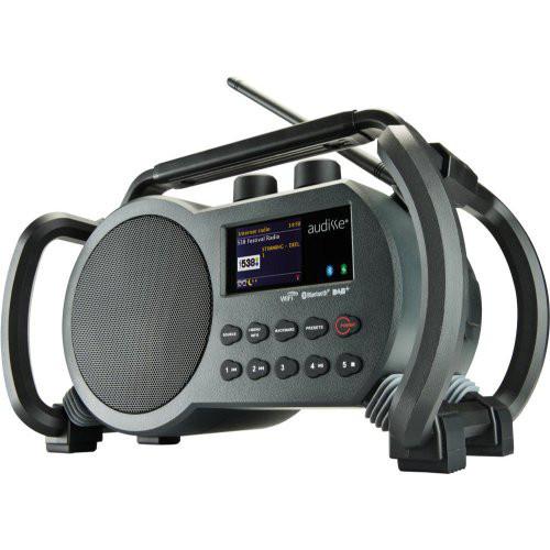 Baustellenradio Audisse - NetBox