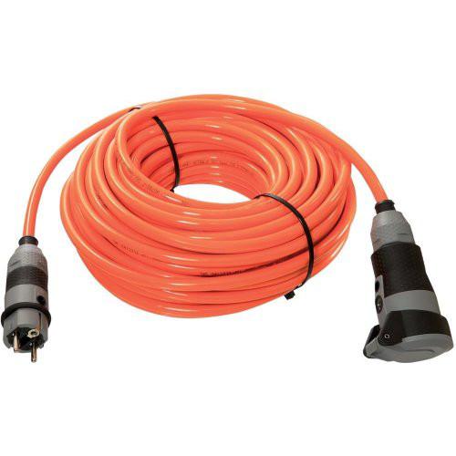 Verlä.kabel SCHUKOultra 10m H07BQ-F 3G2,5 orange