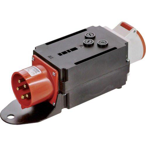 Adapter MIXO 32 auf 16Amit Sicherungen CEE 400V