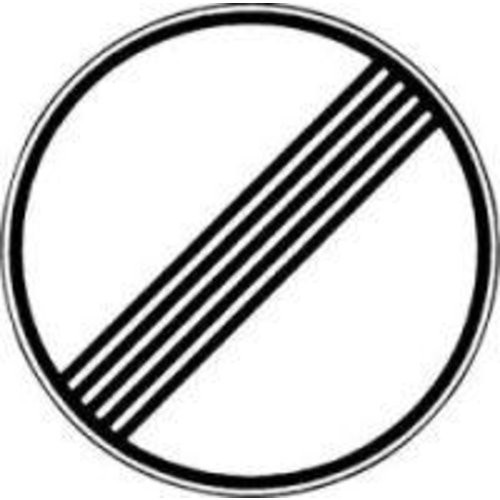 VKZ.282 Ronde 600mm Ende aller Verbote
