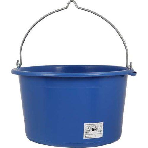 Mörtelkübel 40 L, kranbarblau