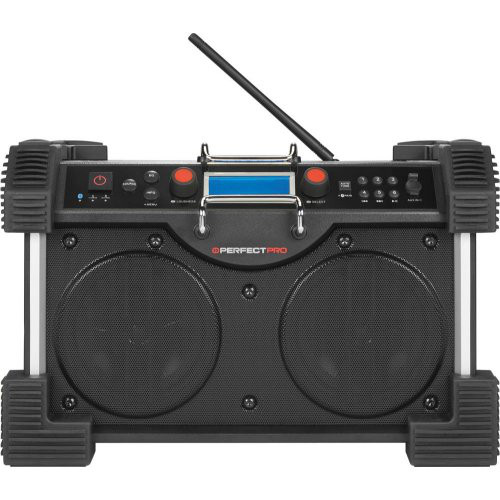 Baustellenradio Rockhart BT