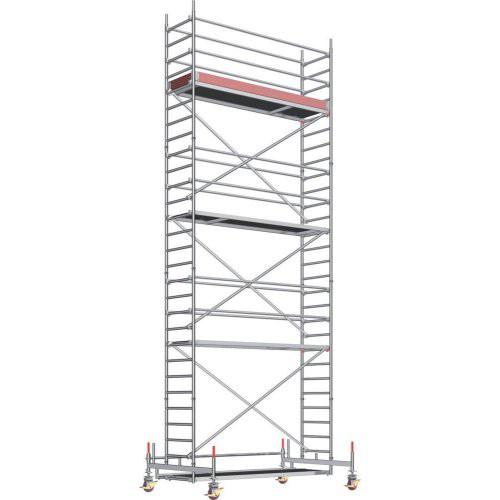Uni-Standard-Gerüst P2 Arbeitshöhe: 12,60m