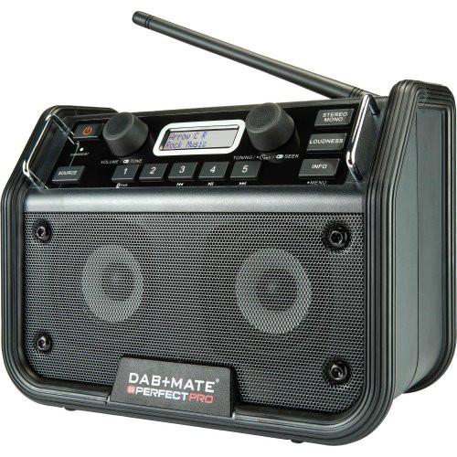 Baustellenradio DAB + Mate