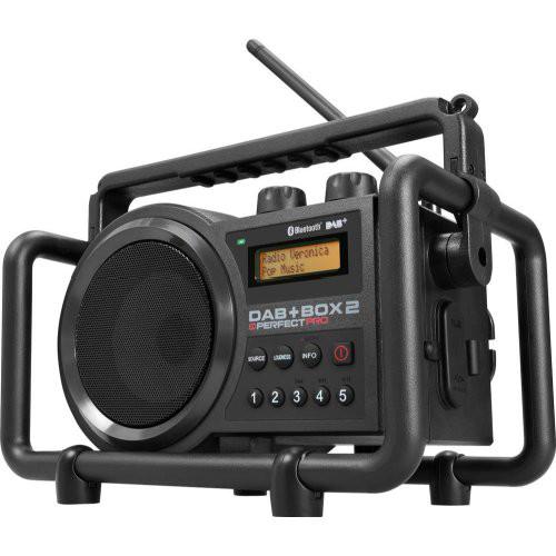 Baustellenradio DAB + Box 2