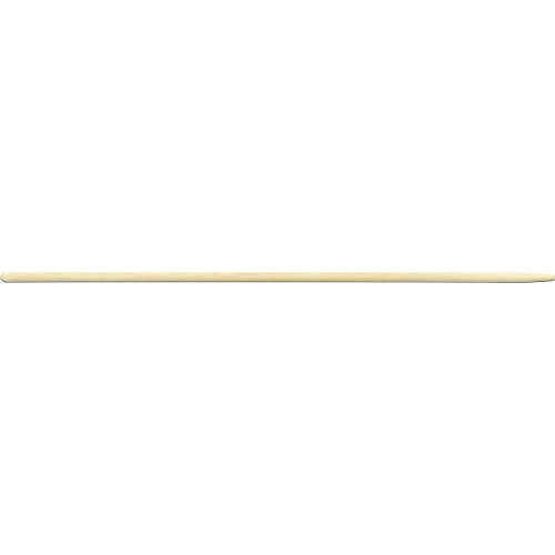 Gummischieberstiel Espe 1800/31mm m.Konus 25:50mm