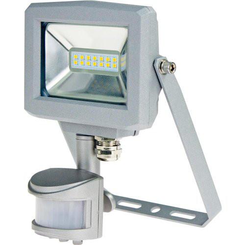 LED-Strahler SAMSUNG-Chip10W m. Bewegungsmelder