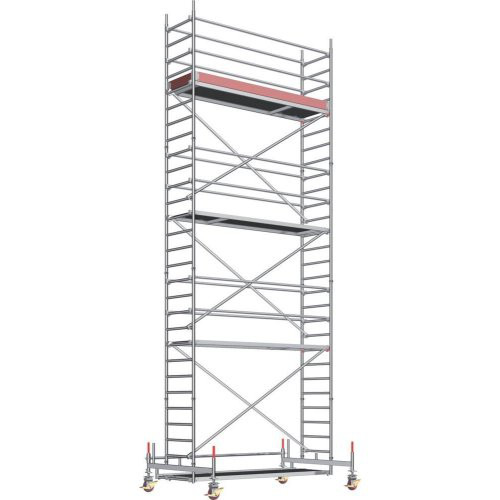 Uni-Standard-Gerüst P2 Arbeitshöhe: 8,50m