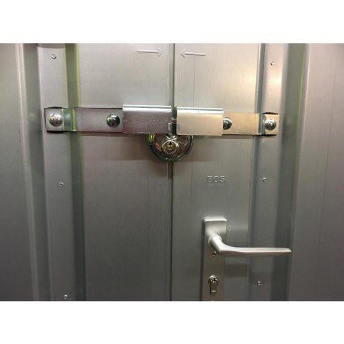 Einbruchsicherung für 2.flg. Tür