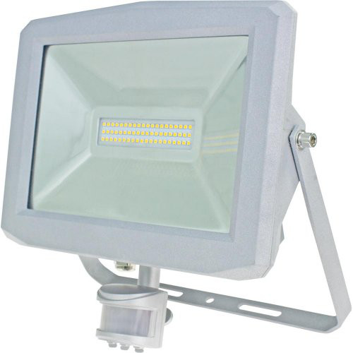 LED-Strahler SAMSUNG-Chip50W m. Bewegungsmelder