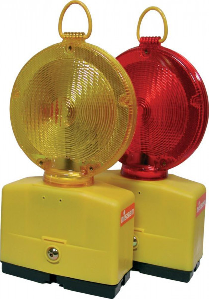 Baustellenleuchte Nitra-LED, rot