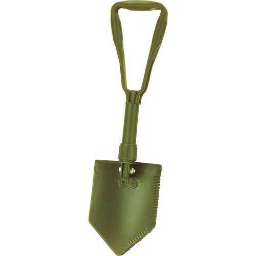 Klappspaten olivgrün ALU-griff