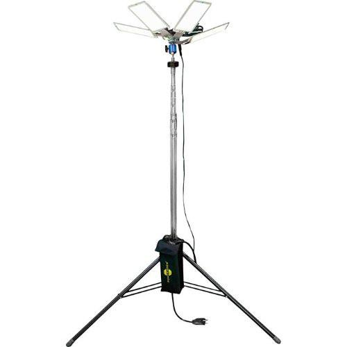 Pocketmoon LED Leuchte im Set mit Stativ / Tasche