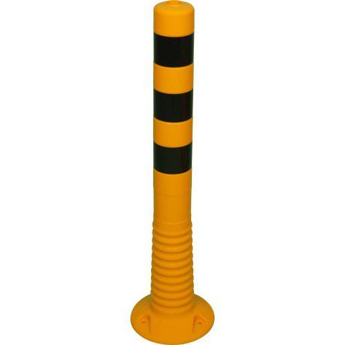 Flexipfosten 750mm, D 80mm, gelb