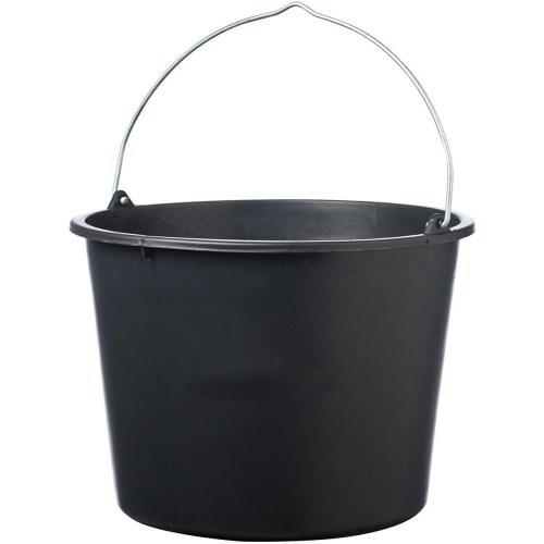 Baueimer Schwarz 20 L