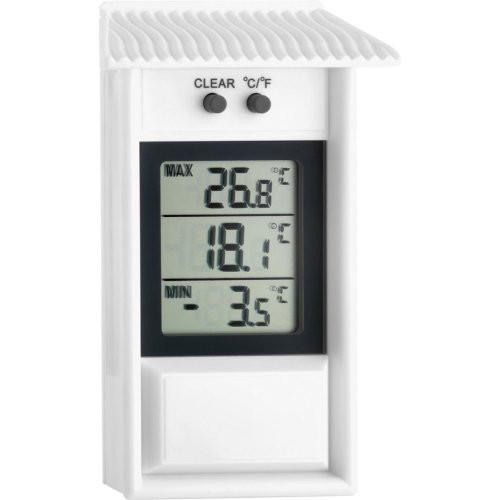 Thermometer Dig. Max-Min für Innen und Außen