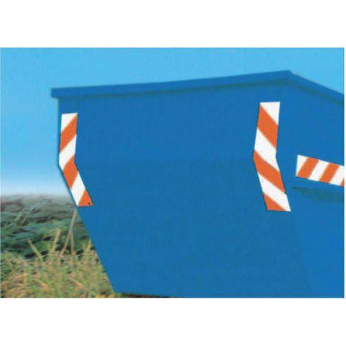 Containermarkierung 141x705mm 1.Satz magneti.