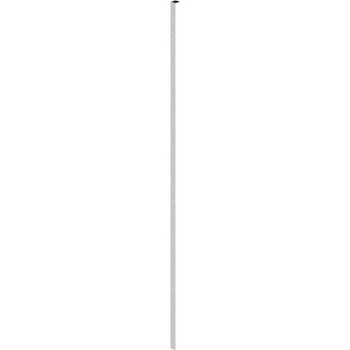 Schaftrohr aus Rundrohr Durchm.42mm 2,50m verz.