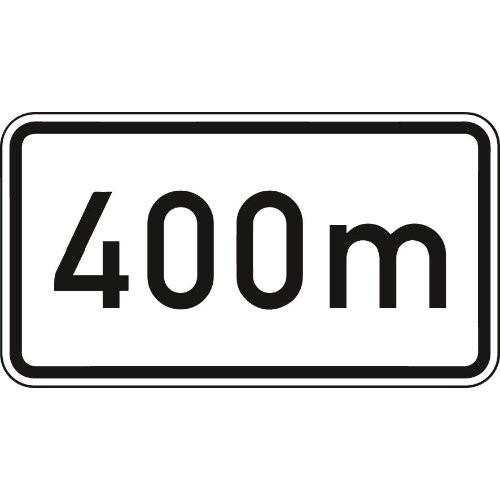 ZZ.1004, 330x600mm Text: 400m