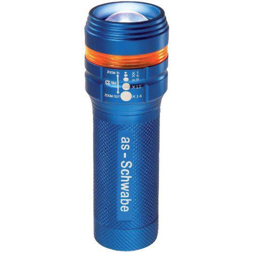 LED Alu Taschenlampe XT1