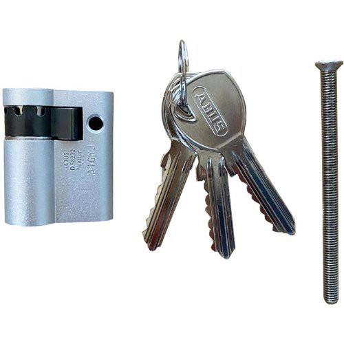 Halbzylinder gleichschl. inkl. 3 Schlüssel