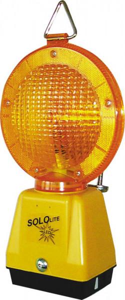 Baustellenleuchte Solo-Lite LED gelb